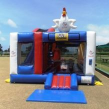 Bucking Events Jumping Castle